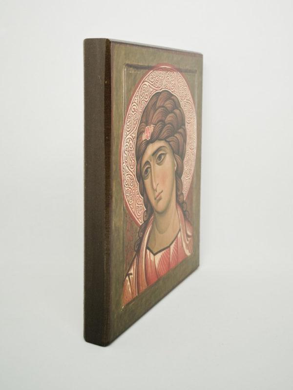 Икона Ангел Хранитель Златые Власы боковина