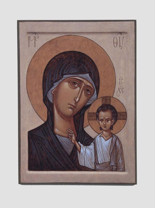 Казанская икона Божией Матери Максима Шешукова