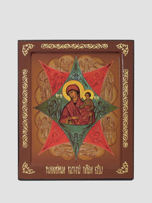 """""""Неопалимая купина"""" икона Божией Матери"""