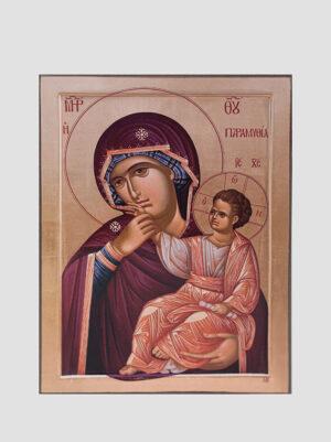 """Отрада и Утешение"" икона Божией Матери"