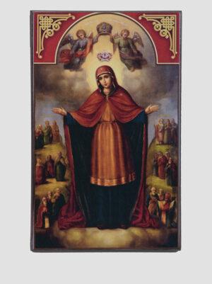 """Икона Божией Матери """"Всех скорбящих Радость"""""""