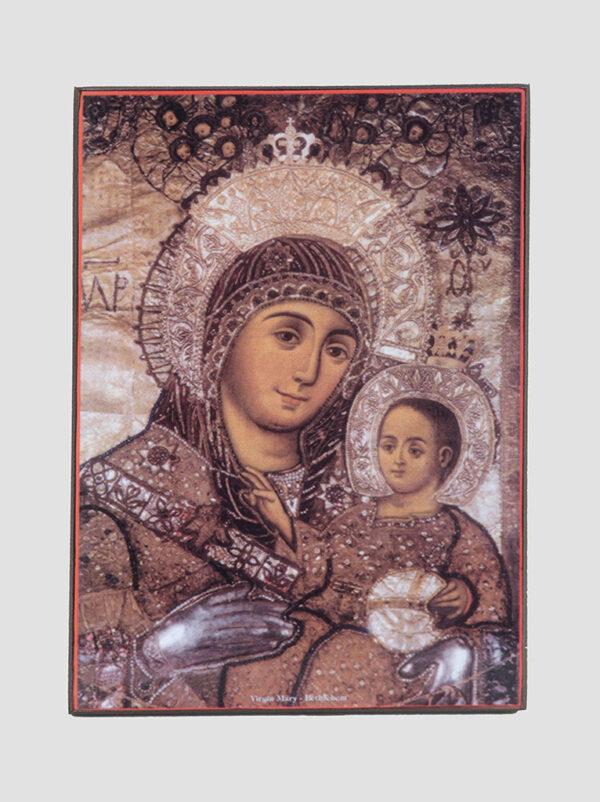 """""""Вифлеемская"""" икона Божией Матери"""