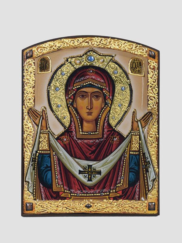 Икона Покров Пресвятой Богородицы (Сергей Вандаловский)