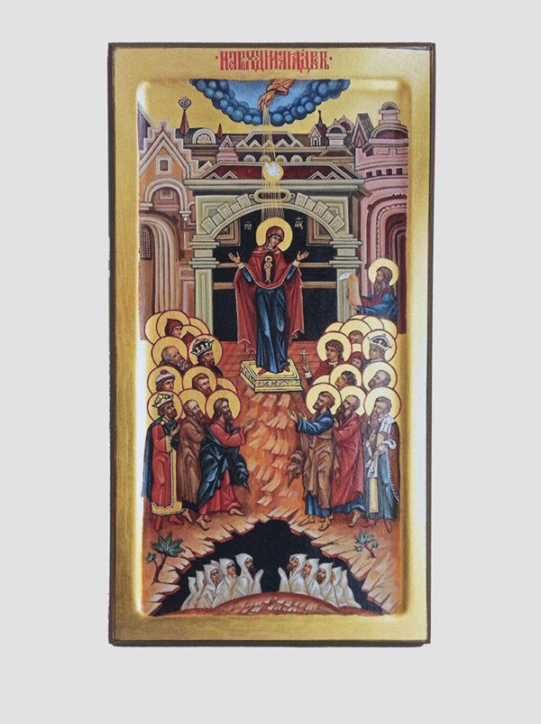 """""""Непроходимая Дверь"""" икона Божией Матери"""