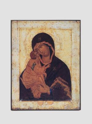 Донская икона Божией Матери (Феофан Грек)