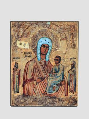 Икона Божией Матери Хлебная