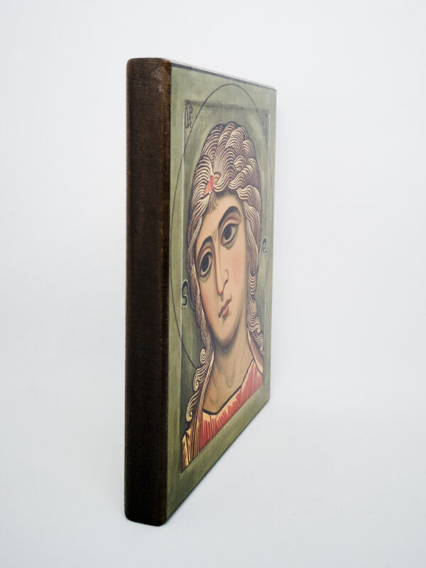 Икона Архангел Гавриил (Ангел Златые Власы) боковина