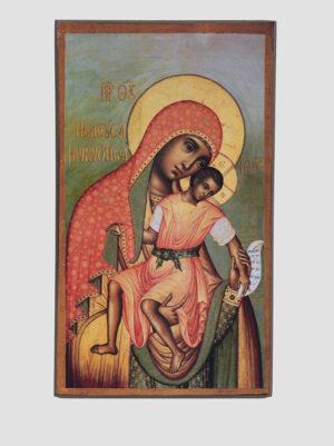 Киккская икона Божией Матери (Милостивая)