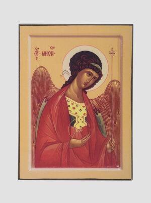 Архангел Михаил (поясная икона)