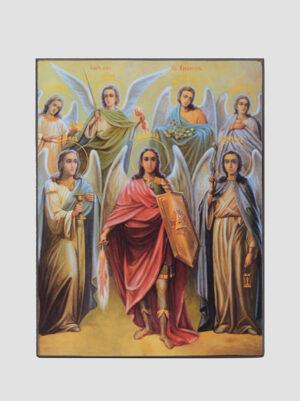 Собор семи святых Архангелов