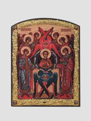 Собор Архистратига Михаила (С.Вандаловский) с росписью