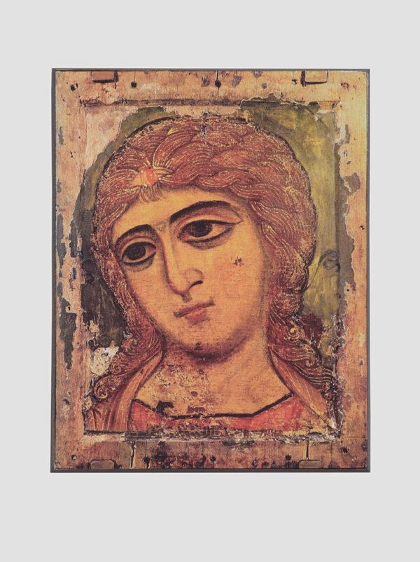Архангел Гавриил (Ангел Златые Власы), копия иконы XII века