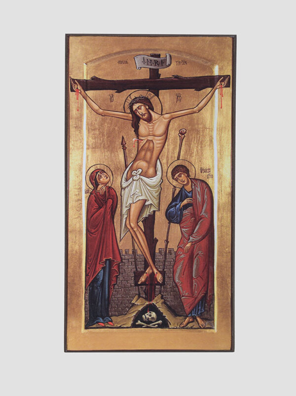 """""""Распятие Христово"""" икона Иисуса Христа"""
