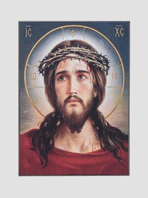 """Икона """"Иисус Христос в терновом венце"""""""