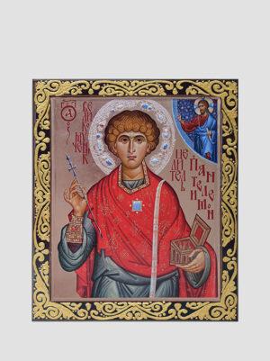 Св. Пантелеимон Целитель (А.Малинка)