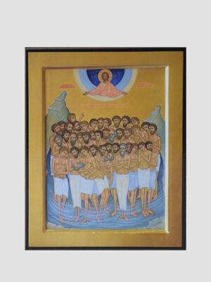 Свв. Сорок мучеников Севастийских