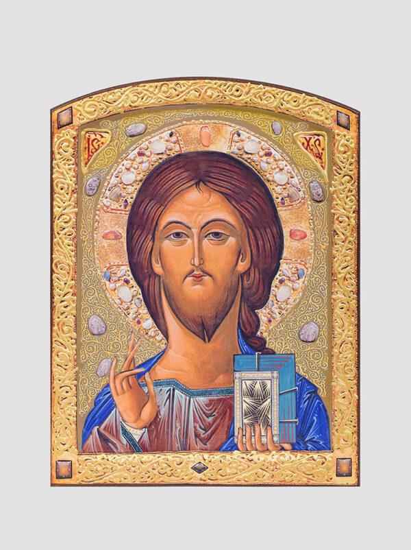 Пара венчальная с Казанской иконой Богородицы (С.Вандаловский) Господь