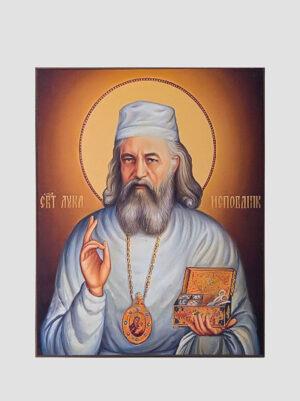 Св. Лука Крымский, врач