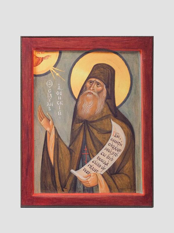 Св. Силуан Афонский