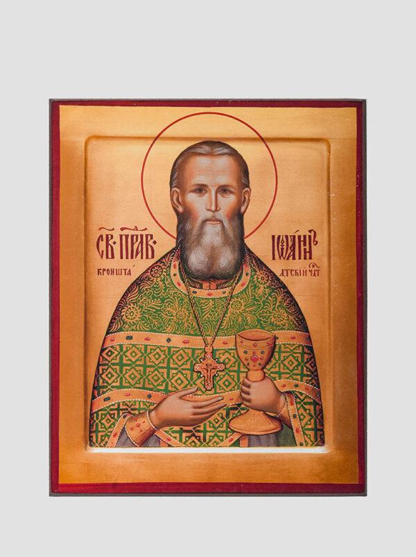 Св. Иоанн Кронштадский