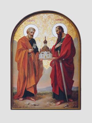 Свв. Петр и Павел апостолы