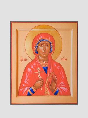 Св. Марина (Маргарита) Антиохийская