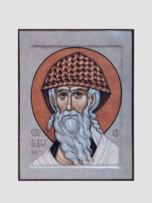 Св. Спиридон Тримифунтский (М.Шешуков)