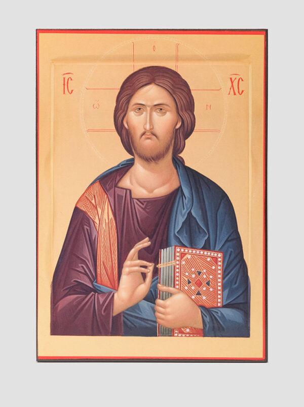 """Пара венчальная с иконой Божией Матери """"Знамение"""" Иисус Христос"""