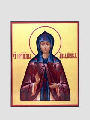 Св. Аполлинария дева