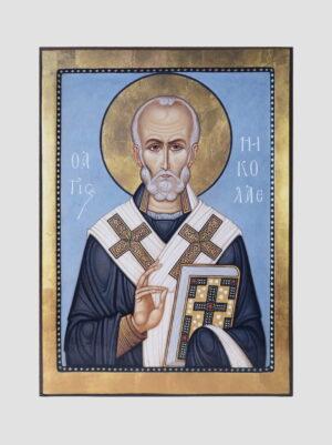 Св. Николай Мирликийский Чудотворец