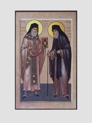 Свв. Порфирий Кавсокаливит и Паисий Святогорец