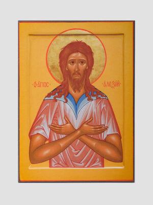 Св. Алексий, человек Божий