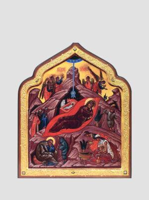 """Икона """"Рождество Христово"""" (С.Вандаловский)"""