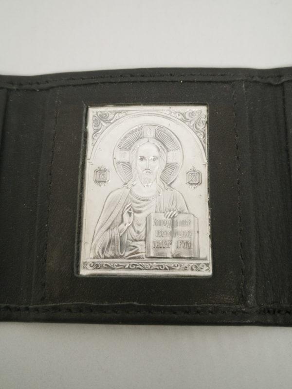 Ікона срібна Господь