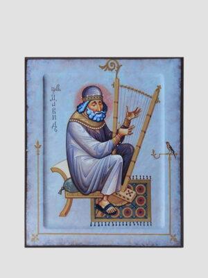 Св. Давид цар (М.Шешуков)