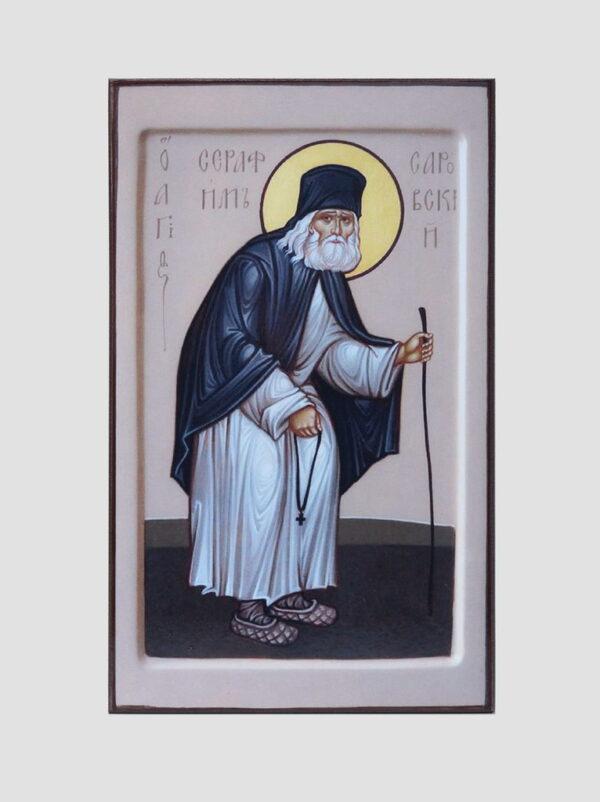 Св. Серафим Саровський (М.Шешуков)