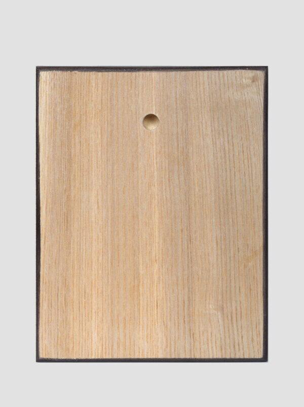 Архангел Гавриїл (Ангел Золоте Волосся) задня стінка