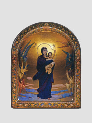 """Ікона Божої Матері """"Благодатне небо"""""""
