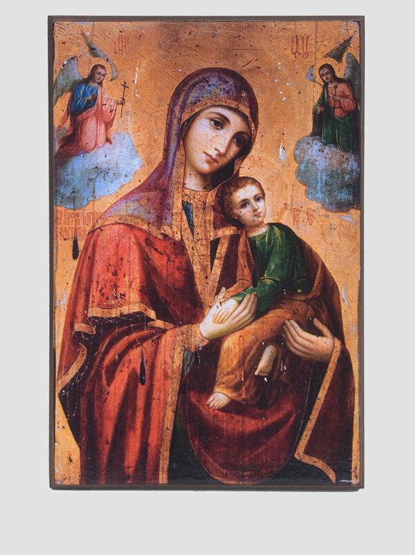 """Страсна"" ікона Божої Матері"