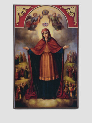 Ікона Божої Матері «Всіх скорботних Радість»