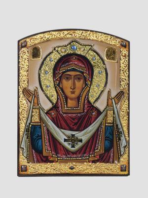Ікона Покров Пресвятої Богородиці (Сергій Вандаловський)