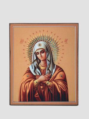 Ікона Божої Матері Замилування
