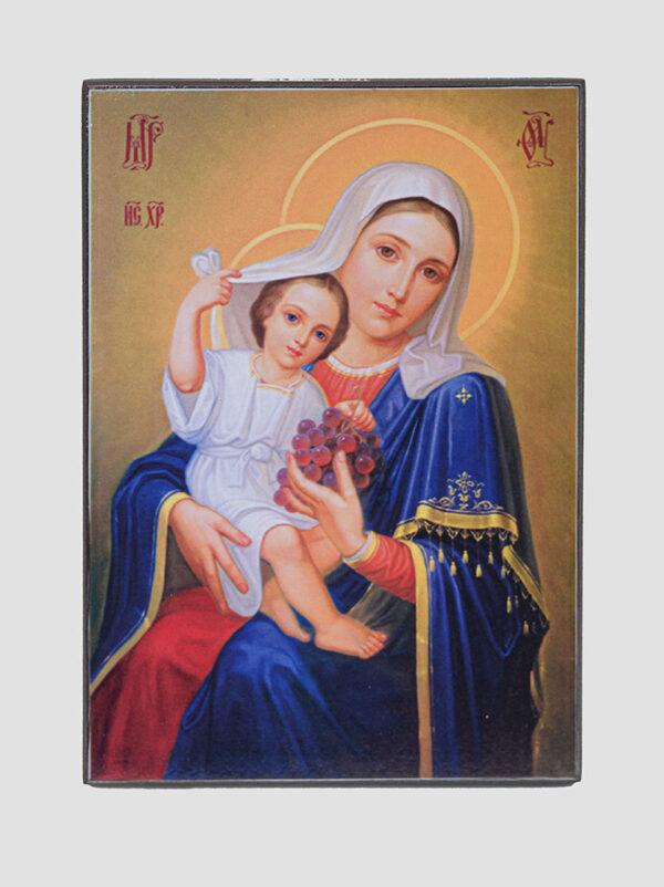 Ікона Божої Матері Покриваюча