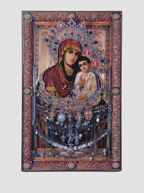Святогірська ікона Божої Матері
