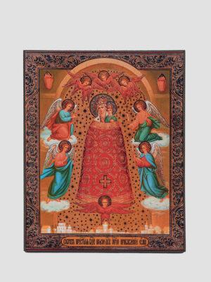 """""""Прибавлення розуму"""" ікона Божої Матері"""