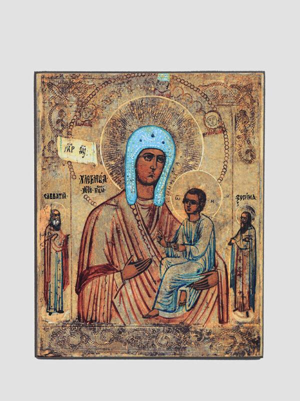 Хлібна ікона Божої Матері