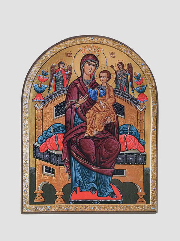 """""""Всецариця"""" ікона Божої Матері (С.Вандаловський)"""