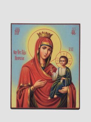 """""""Іверська"""" ікона Божої Матері"""