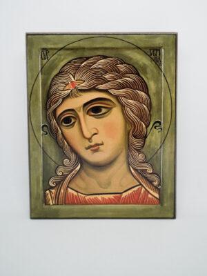Ікона Архангел Гавриїл (Ангел Золоте Волосся)
