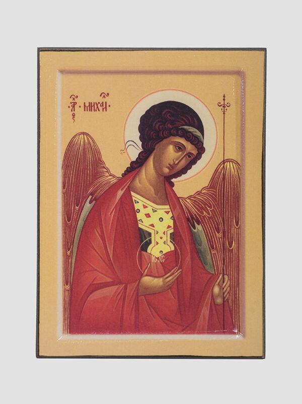 Архангел Михаїл (поясна ікона)